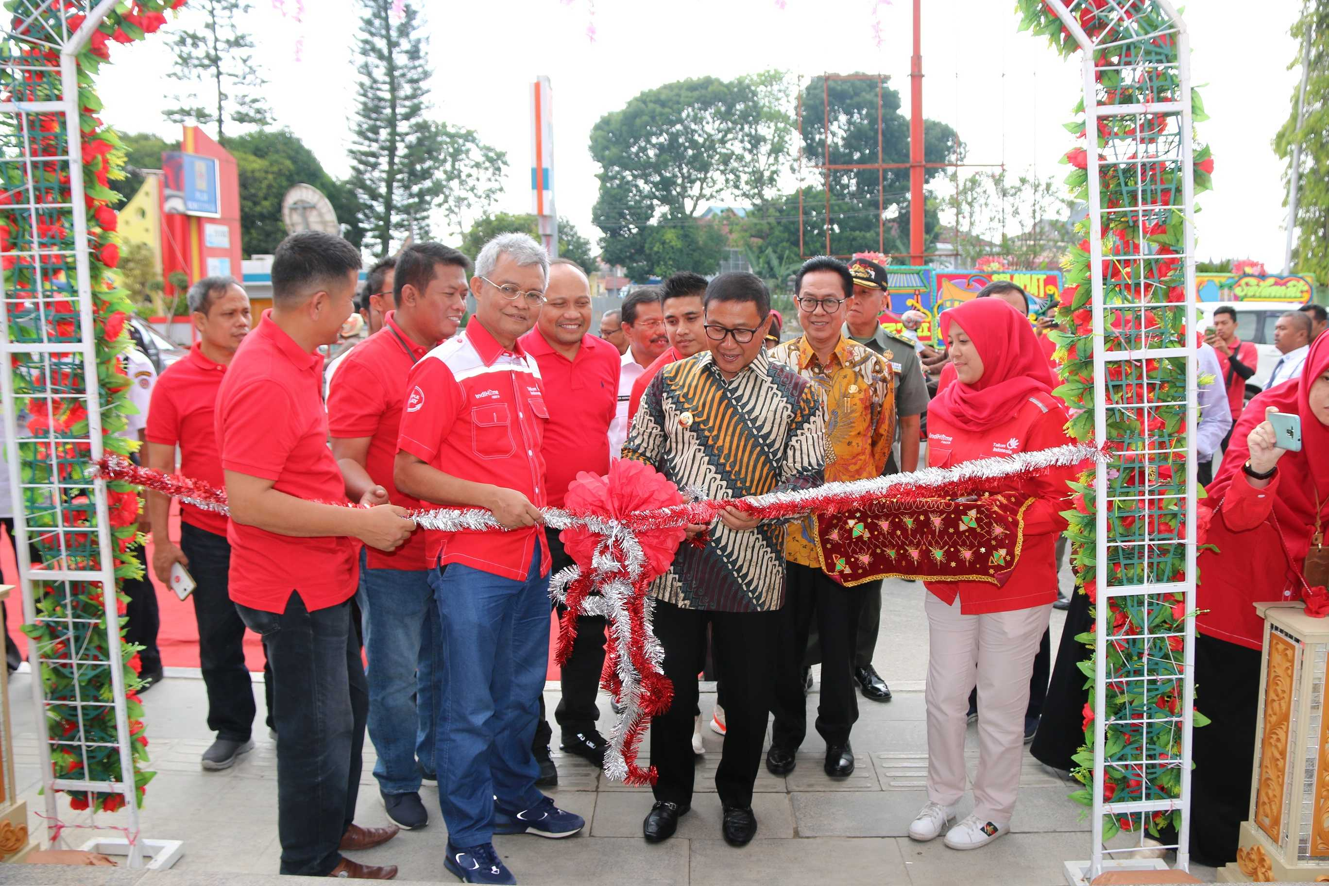 Kehadiran Taman Digital Menunjang Program Bukittinggi Smart City